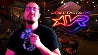 Pokerstars VR - On tape la pokerface en réalité virtuelle. ft. Louis des GDC