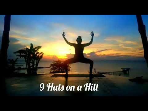 Watch Asana practice video | Yoga Retreat Malaysia | 9 Huts on a Hill resort | Yoga Workout