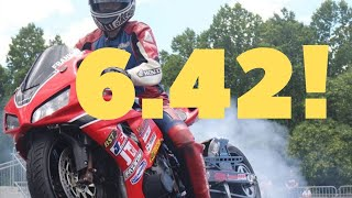 CBR vs. GSXR! HOW INSANE TURBO CHARGED STREET BIKE MOTORCYCLES SET WORLD RECORD XDA DRAG BIKE FINALS