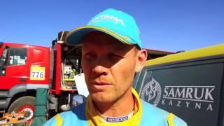 Astana Motorsports: TOP-3 на первом этапе ралли в Марокко