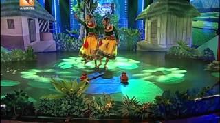 Super Dancer Junior 7,Saptha & Malavika, contestant pair round.