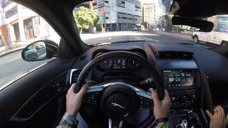 2019 Jaguar F-TYPE R AWD - POV Review