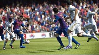اتفرج على تطور لعبة كره القدم في ألعاب الفيديو   تفتكر مين فيهم ؟