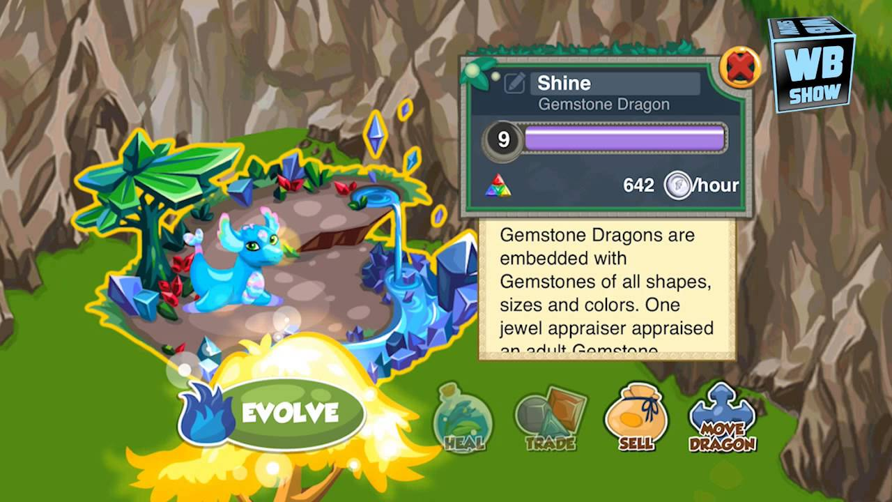 How To Breed Gemstone Dragon In Dragon Story YouTube