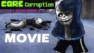 Core Corruption Movie 【 Undertale Comic Dub 】