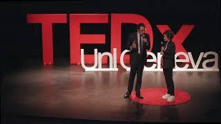 Le bon usage de l'audace | Micheline Calmy-Rey & Darius Rochebin | TEDxUniGeneva