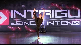 Performance by Ricky Ubeda || Intrigue Dance Intensive