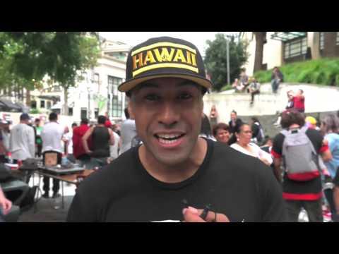 Street Talk 2016 - NZ Christian Hiphop Summit