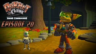 Ratchet & Clank 2: Going Commando (HD Collection) Walkthrough - THE HYPNOMATIC - Episode 20