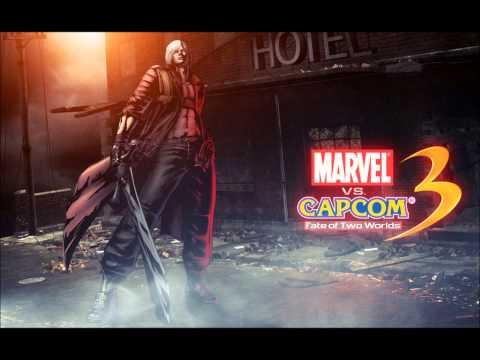 Marvel Vs Capcom 3 OST Theme Of Dante Extended