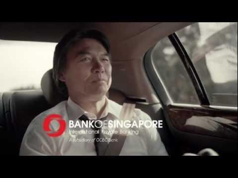 Bank of Singapore - Hardworking