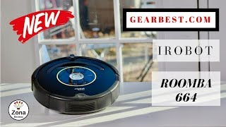 IRobot ❤️ Roomba 664 Vacuum Cleaner - Review ✅