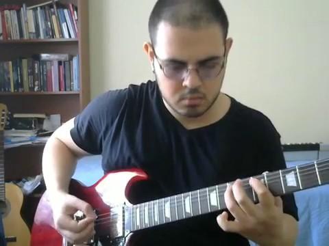 L7 - Shove (Guitar Cover with Solo)