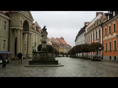 My Mother's Hometown of Breslau, Germany (now known as Wroclaw, Poland)