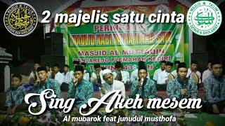 SING AKEH MESEM JUNUDUL MUSTHOFA FEAT AM MANIA
