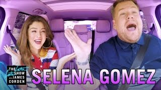 Selena Gomez Carpool Karaoke Video