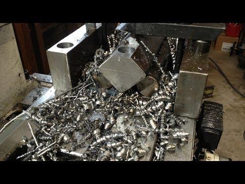 Building Press Brake Dies -  Part 1 of 2 - Machining the Anvil