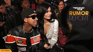 Kylie Jenner Spotted With Tyga After Split With Travis Scott