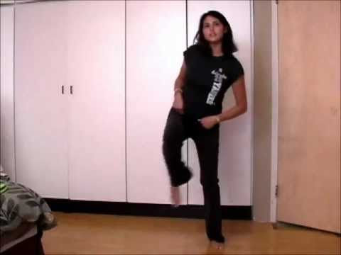 Napoleon Dynamite Dance Tutorial- Part 1