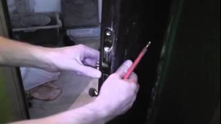 видео замена замков