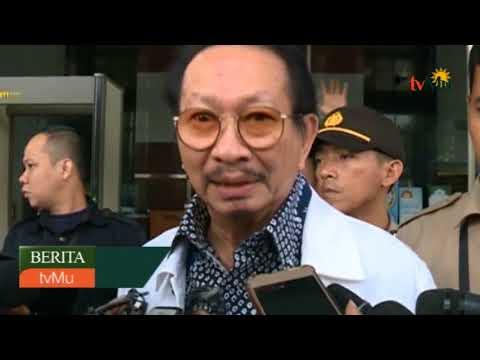 Mantan Menteri Menpan-RB Taufiq Efendi Di Periksa KPK