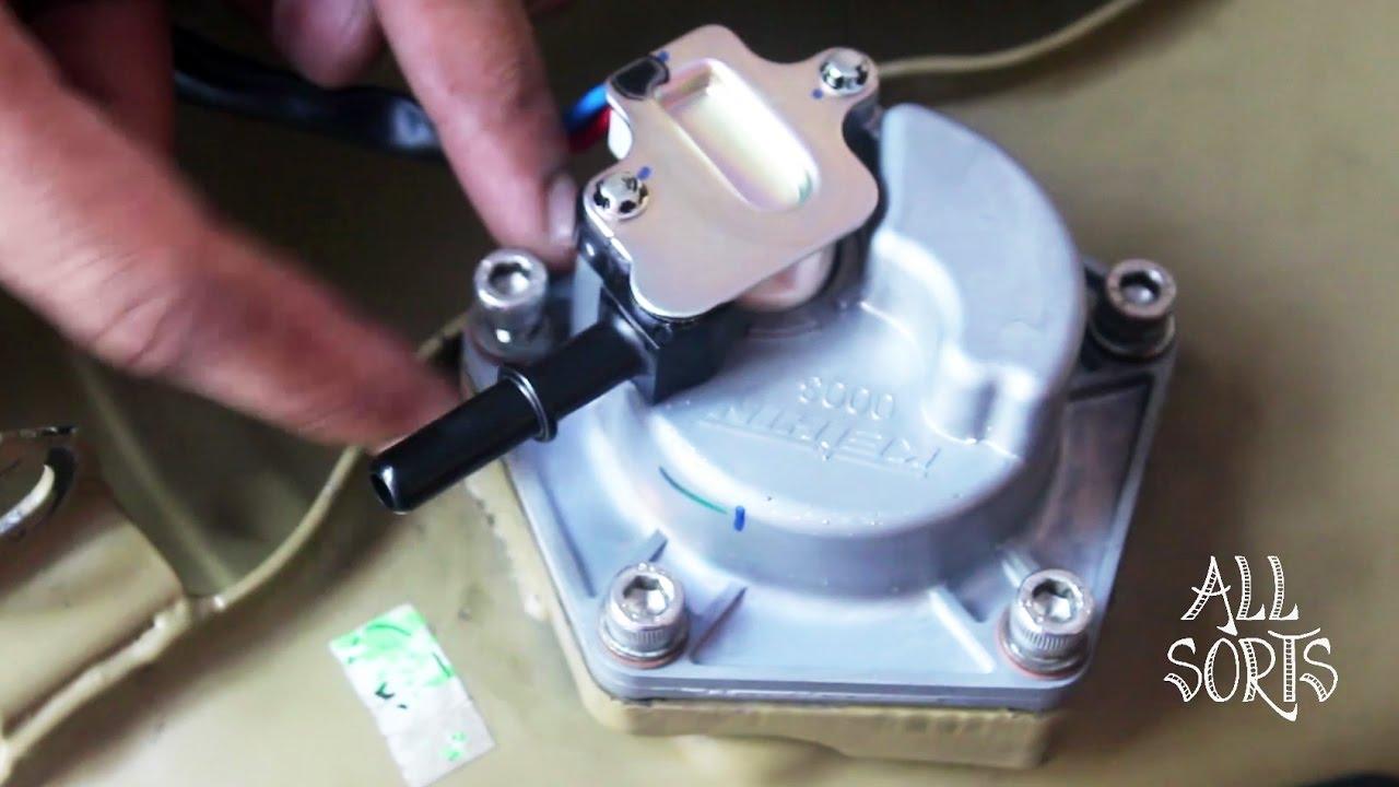 Royal Enfield Fuel Pump Installation ||All sorts
