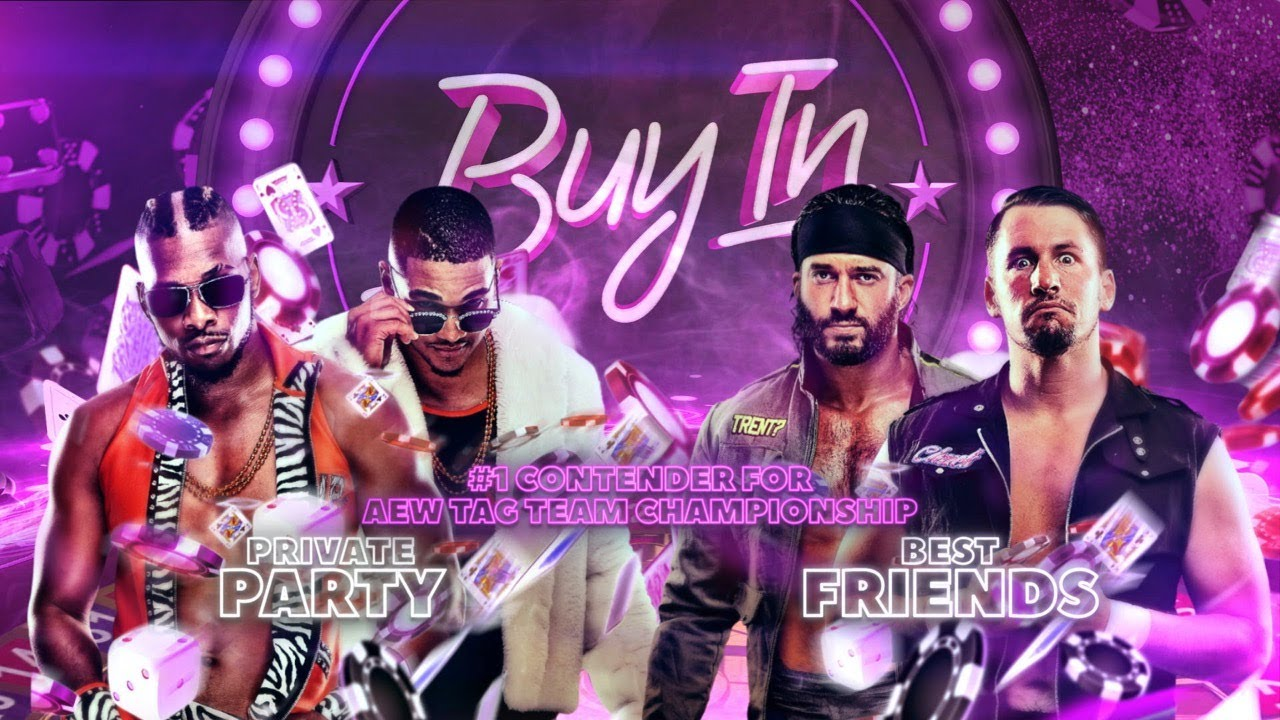 THE BUY IN   AEW DOUBLE OR NOTHING   05/23/20