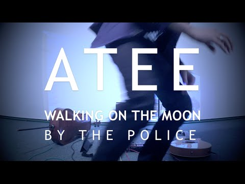 ATEE - Walking On The Moon | The Police (acoustic Live Looping)
