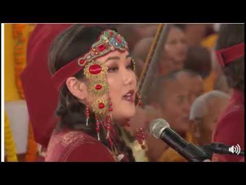 H.H.THE DALAI LAMA-BODHGAYA-12