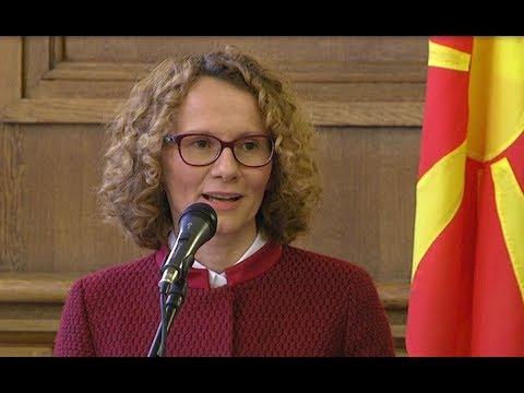 Целосни изјави за медиуми од министерката Шекеринска и министерот Каракачанов во Софија