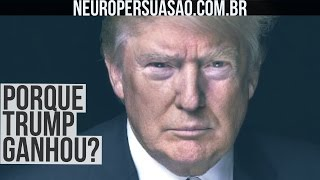 Um Mestre Na Persuasão? Porque Trump Ganhou? | Neuro Persuasão por André Buric