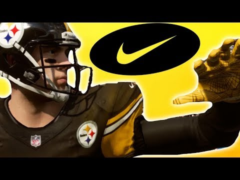 SIGNING MILLION DOLLAR CONTRACT WITH NIKE! Madden 19 Career Mode