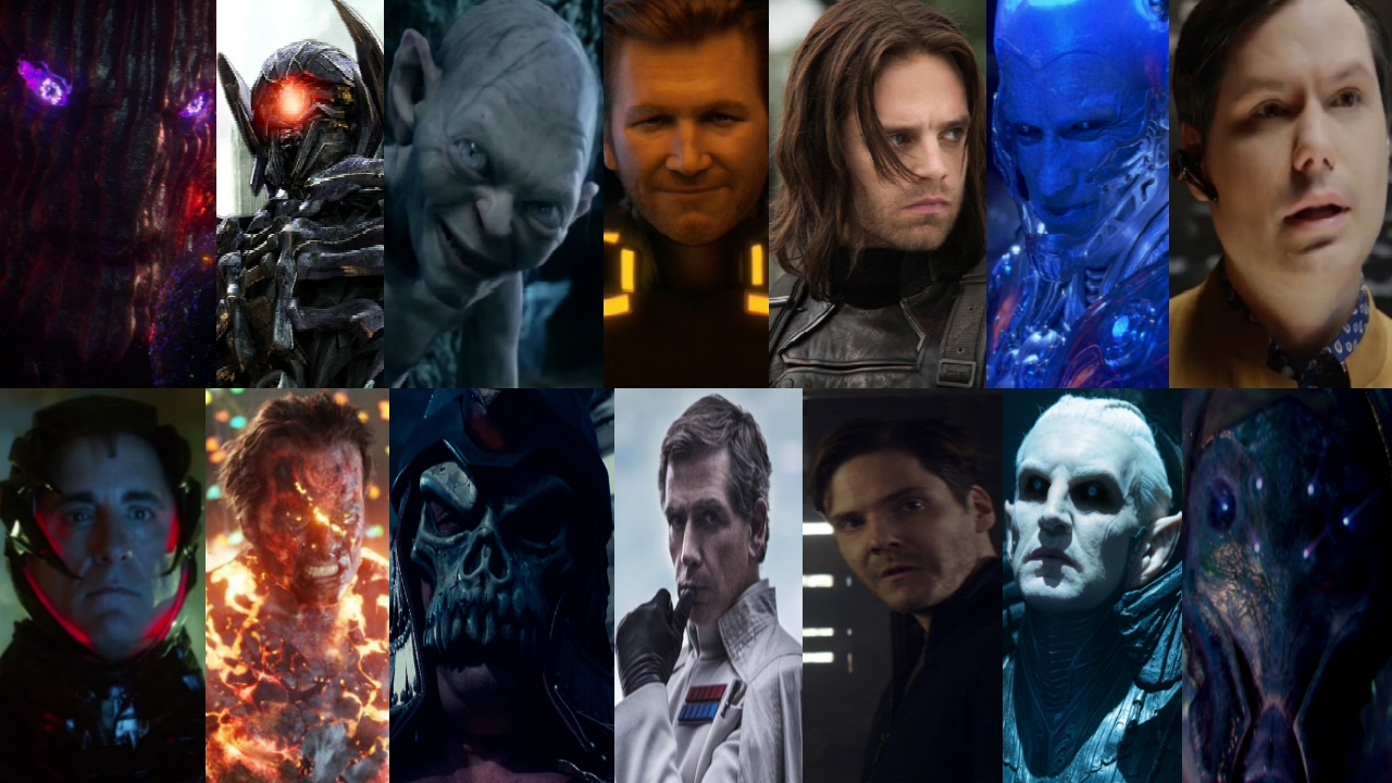 Defeats of my Favorite Movie Villains Part 7