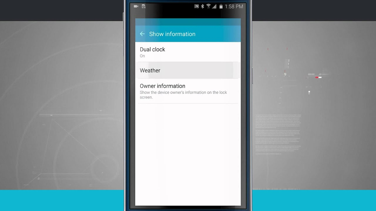 How to Customize the Lock Screen on Samsung Galaxy S6