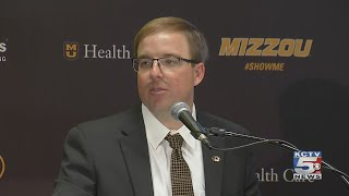 RAW VIDEO: New Mizzou football coach Eliah Drinkwitz outlines his vision for the Tigers