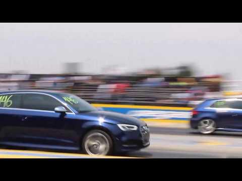 2do Jale Audi S3 vs Audi S3 | Arrancones Pegaso Abril 2018