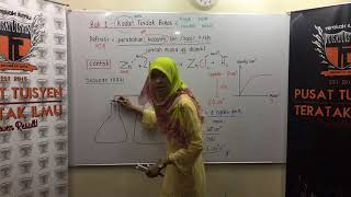 PTTI KIMIA SPM : Kadar Tindak Balas Part 1
