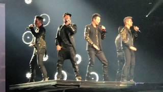 New Kids on the Block (NKOTB) The Total Package Tour 2017