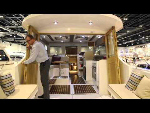 Jersey 36 from Motor Boat & Yachting