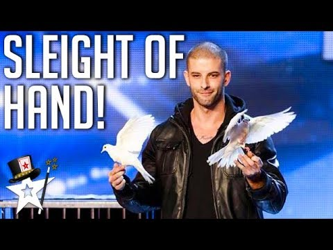 Magician Darcy Oake Performs Jaw-Dropping Illusion on Britain's Got Talent