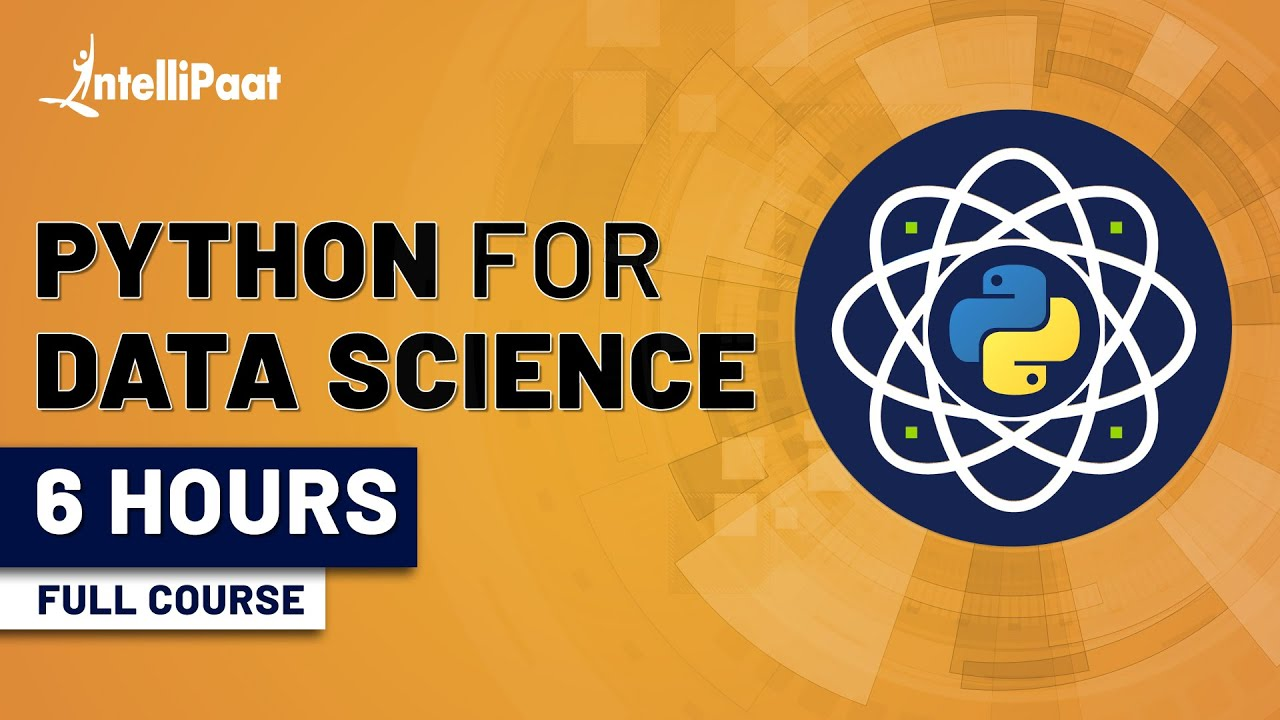 Python for Data Science | Data Science With Python | Python Data Science Tutorial