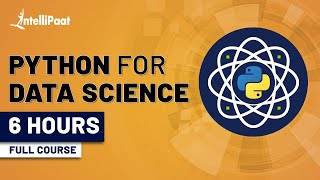 Python for Data Science   Data Science With Python   Python Data Science Tutorial   Intellipaat