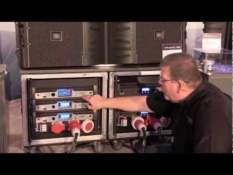 JBL VTX Concert Series Sound System - Review