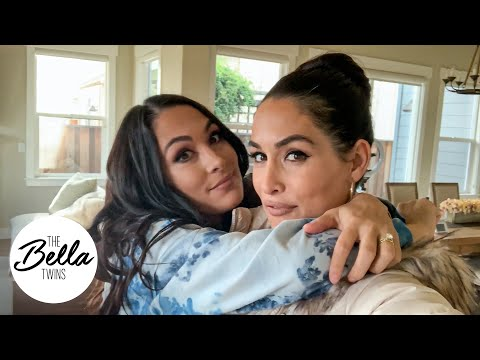 Nikki CRIED over the emotional BIRTH episode of Total Bellas!