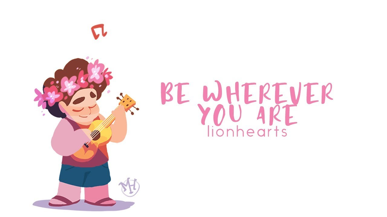Emery】「Be Wherever You Are」【Steven Universe Ukulele + Vocals ...