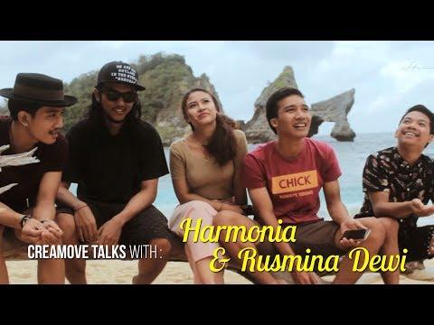 [Creamove Talks] Harmonia Kembali Berduet Bersama Rusmina Dewi Untuk Lagu Sehidup Semati