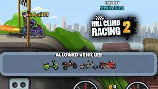 Hill Climb Racing 2 - Bikes Fight Event