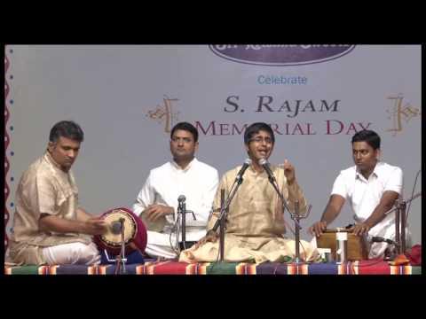 S Rajam Memorial Day - Kutcheri
