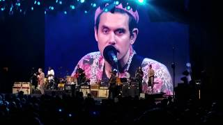 john mayer blossom music center cuyahoga falls cleveland august 30 2017