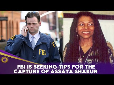 FBI Is Seeking Tips For The Capture Of Assata Shakur